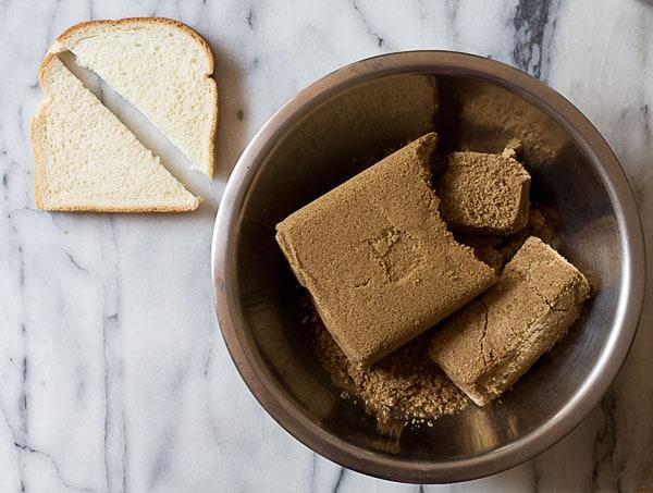 How To Moisten Brown Sugar