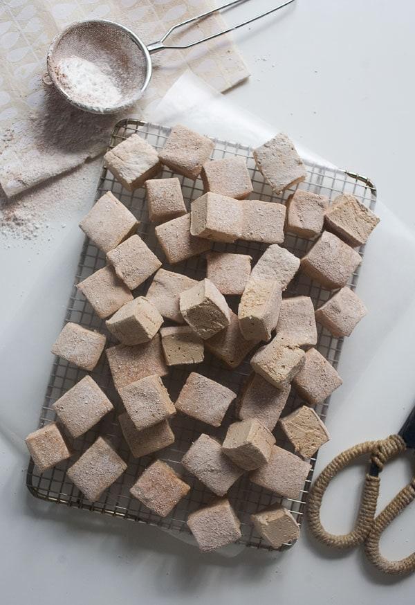 Coffee Marshmallows // www.acozykitchen.com