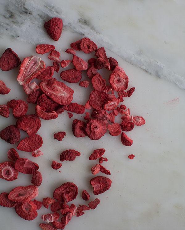 Strawberry Pistachio Nougat