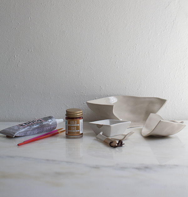 Kintsugi Diy The Japanese Art Of Repair A Cozy Kitchen