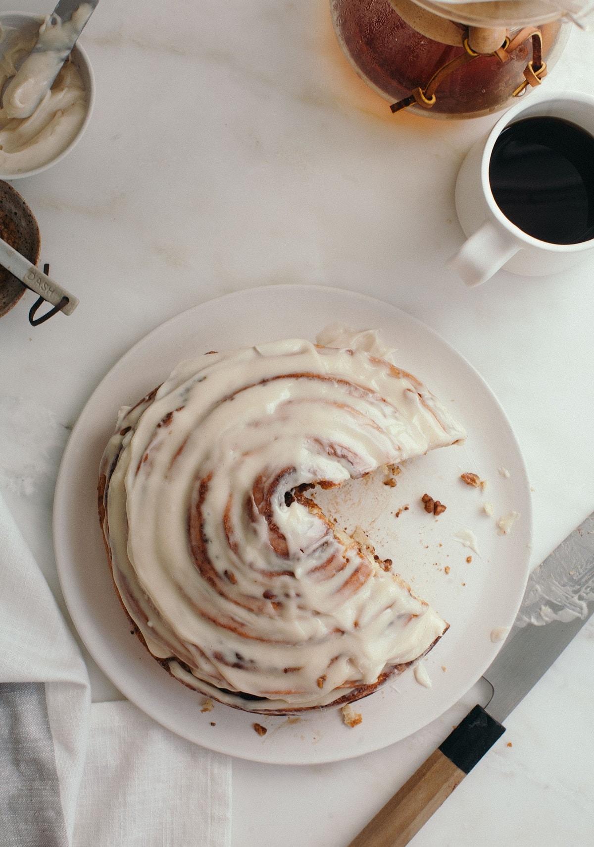 Giant Cinnamon Roll