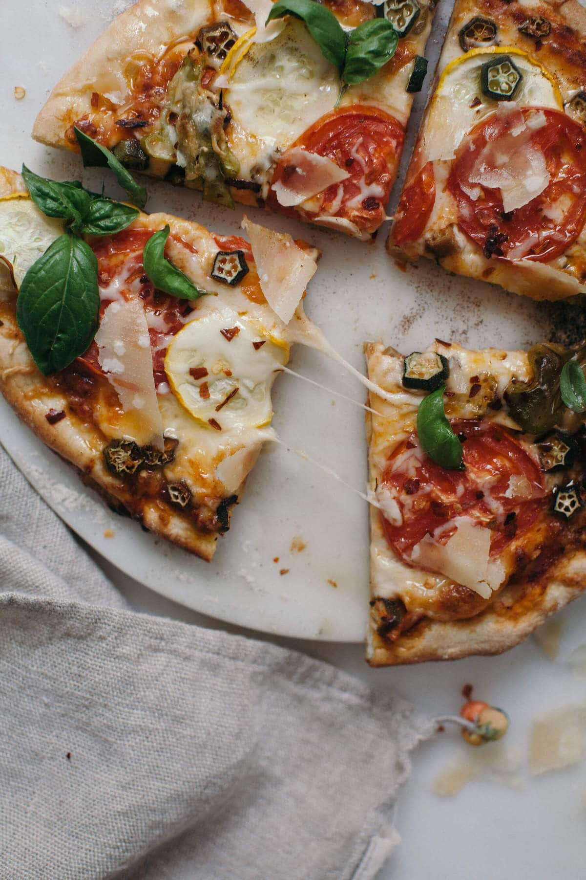 Vegetable Lover'z Pizza