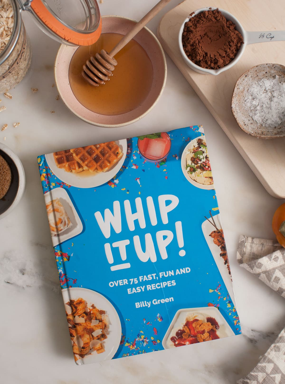 Brownie Granola from #WhipItUpCookbook