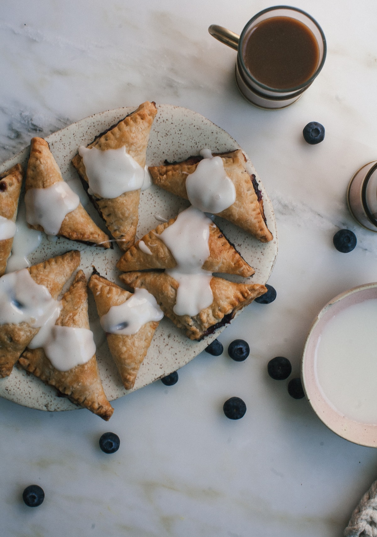 Blueberry-Blackberry Turnovers
